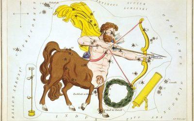 Sagittarius, star
