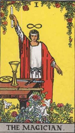 Tarot Meanings The Magician