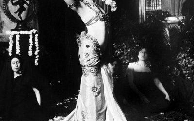 Mata Hari IS Jupiter in Scorpio